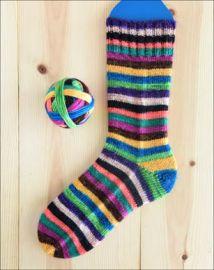 .'Holidaze' Vesper Sock Yarn DYED TO ORDER