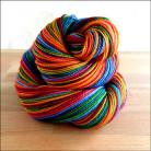'Pam's Hot Pants' Vesper Sock Yarn DYED TO ORDER