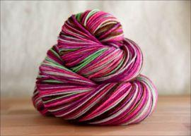 'Pocket Full of Posies' Vesper Sock Yarn DYED TO ORDER