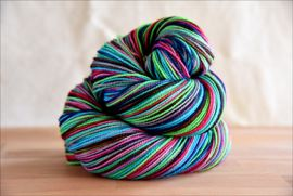 'Poetry In Motion' Vesper Sock Yarn DYED TO ORDER