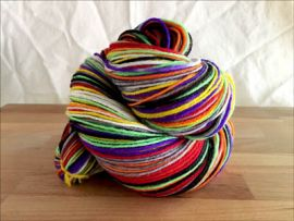 .'Socktober Madness' Vesper Sock Yarn DYED TO ORDER