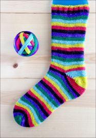 .'TomorrowLand' Vesper Sock Yarn DYED TO ORDER