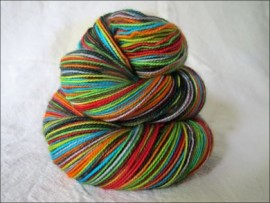 'Crossroads' Vesper Sock Yarn DYED TO ORDER