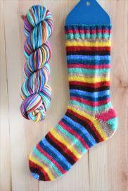 ..'Roadmap' Vesper Sock Yarn DYED TO ORDER