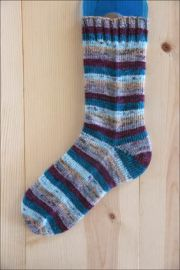 'Arctic Mermaid' Vesper Sock Yarn DYED TO ORDER