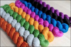 """Brilliantly Bold""  SALE!! Mitten Yarn Kit"
