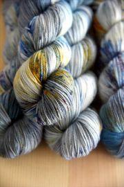 'Written in the Stars' Bespeckled Vesper Sock Yarn