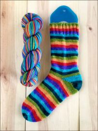 .'Time and Tide' Vesper Sock Yarn DYED TO ORDER