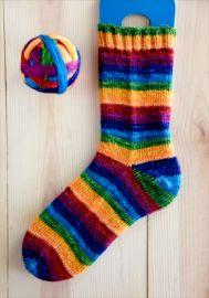 .'Autumnal Equinox' Vesper Sock Yarn DYED TO ORDER
