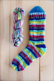 "..""Siren Song"" Vesper Sock Yarn DYED TO ORDER"