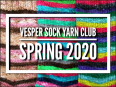 Vesper Sock Yarn Club April-May-June-2020