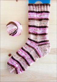 'Sundae Fundae' Vesper Sock Yarn DYED TO ORDER