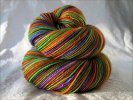"""Essential Autumn"" Vesper Sock Yarn DYED TO ORDER"