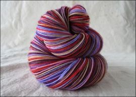 'Love Story' Vesper Sock Yarn DYED TO ORDER