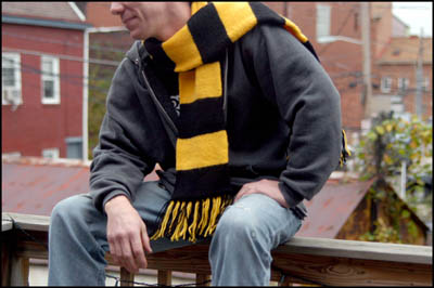 Gameday Scarf