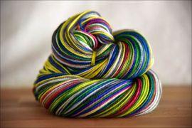 'Oasis' Vesper Sock Yarn DYED TO ORDER