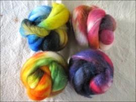 4oz BFL Color MashUps!