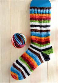 .'As Ewe Like It' Vesper Sock Yarn DYED TO ORDER