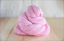 'Baby Pink' April 2020 Semi Solid Vesper Sock Yarn